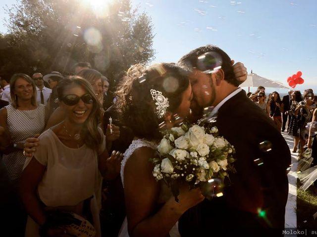 Il matrimonio di Paolo e Soledad a Verrua Savoia, Torino 1