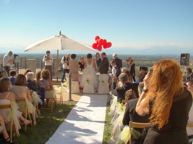 Il matrimonio di Paolo e Soledad a Verrua Savoia, Torino 2