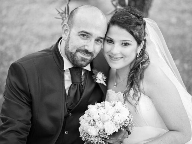 le nozze di MAria e Gigi