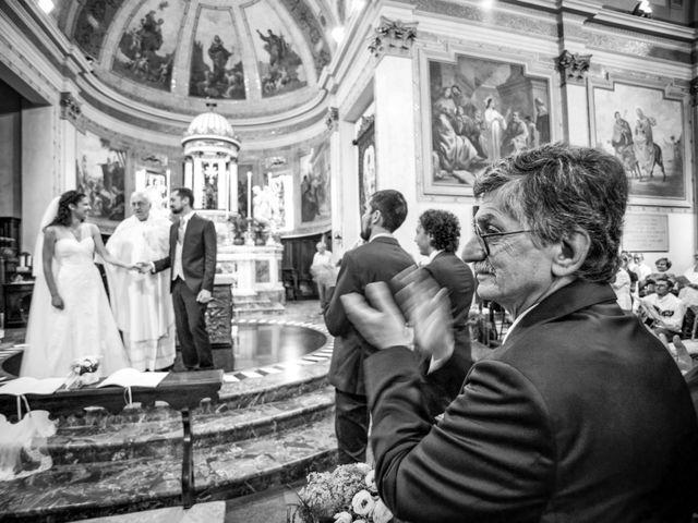 Il matrimonio di Marco e Laura a Barzanò, Lecco 7