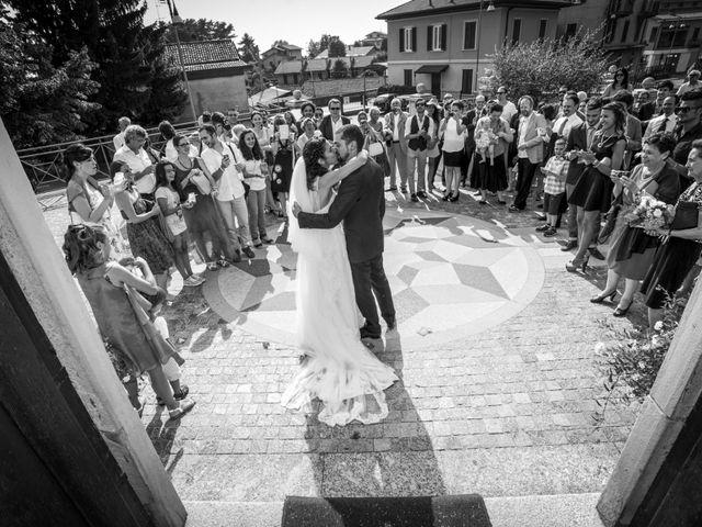 Il matrimonio di Marco e Laura a Barzanò, Lecco 9