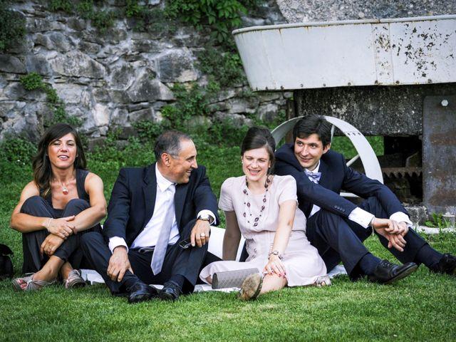 Il matrimonio di Marco e Laura a Barzanò, Lecco 13