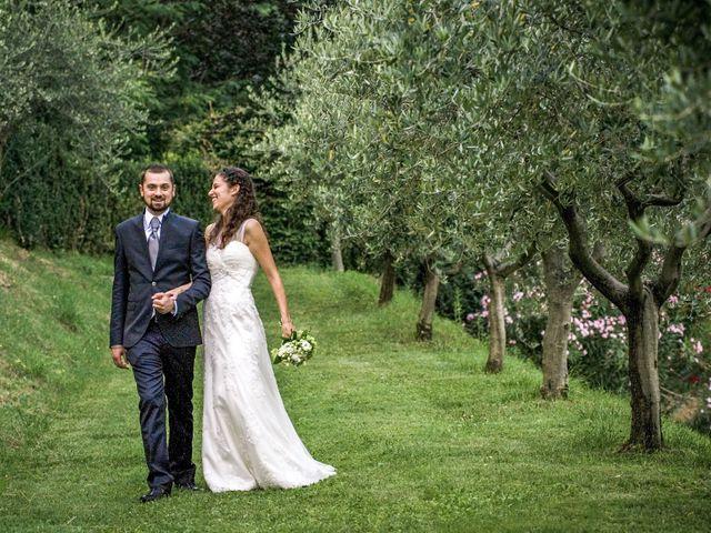 Il matrimonio di Marco e Laura a Barzanò, Lecco 20