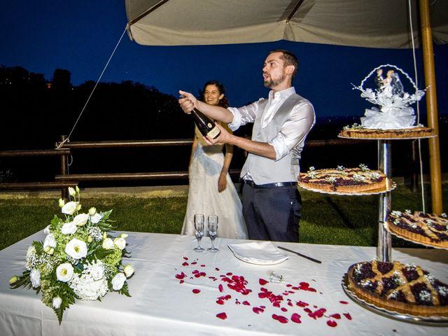 Il matrimonio di Marco e Laura a Barzanò, Lecco 22