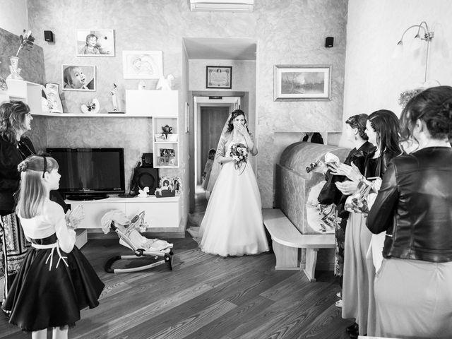 Il matrimonio di Fabio e Veronica a Oderzo, Treviso 27