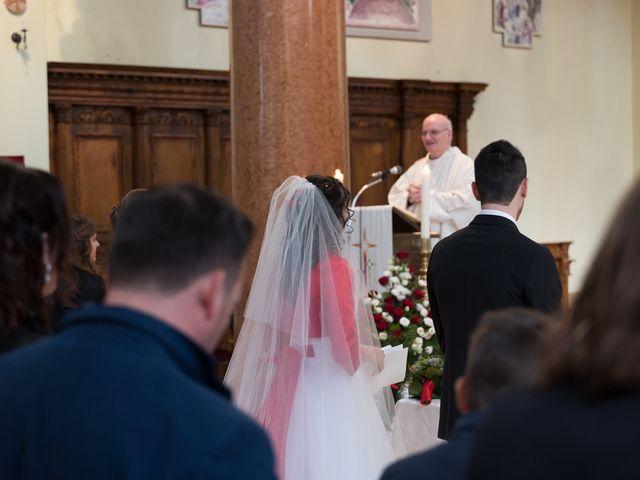 Il matrimonio di Fabio e Veronica a Oderzo, Treviso 33