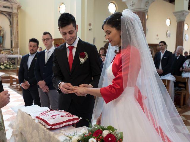 Il matrimonio di Fabio e Veronica a Oderzo, Treviso 35