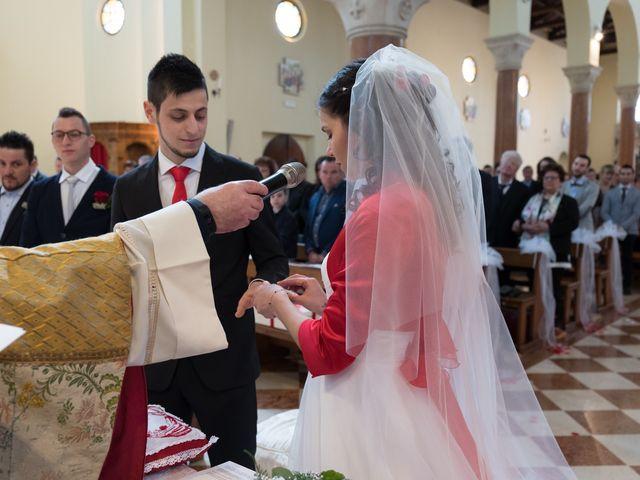 Il matrimonio di Fabio e Veronica a Oderzo, Treviso 36