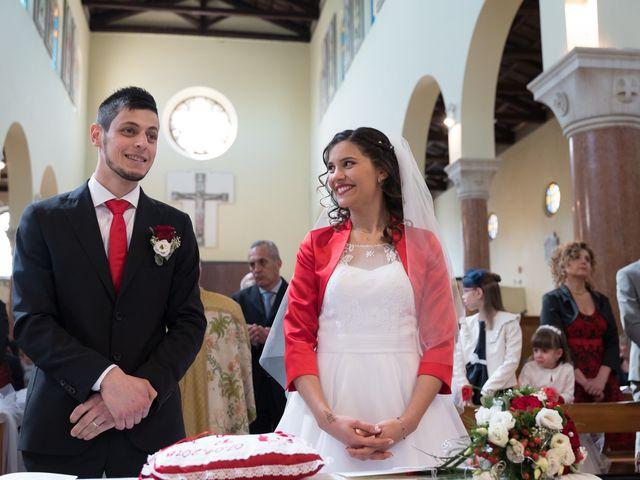 Il matrimonio di Fabio e Veronica a Oderzo, Treviso 37