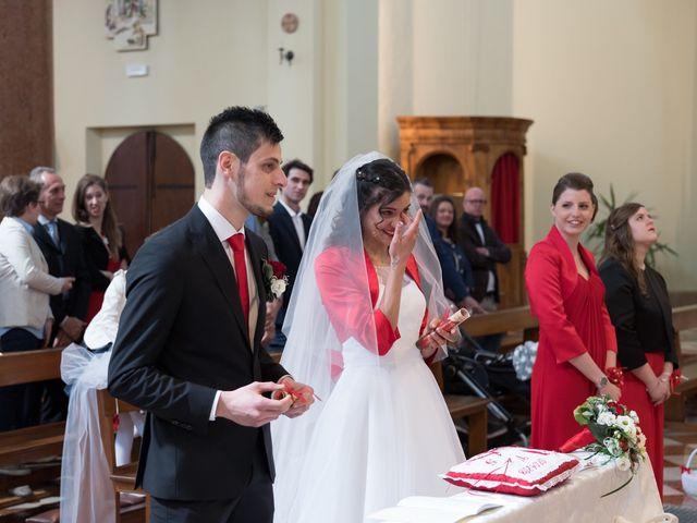 Il matrimonio di Fabio e Veronica a Oderzo, Treviso 38