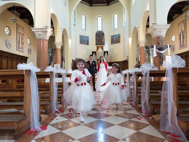 Il matrimonio di Fabio e Veronica a Oderzo, Treviso 39
