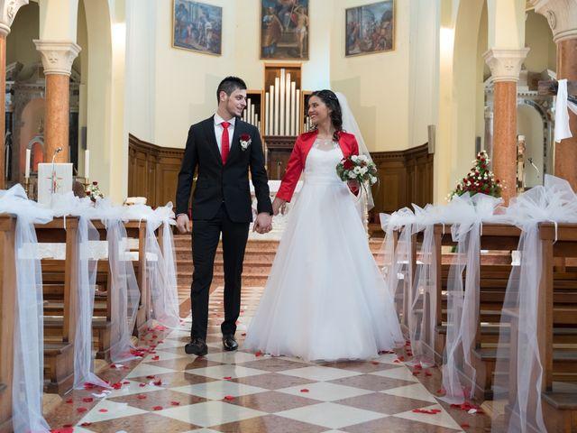 Il matrimonio di Fabio e Veronica a Oderzo, Treviso 40