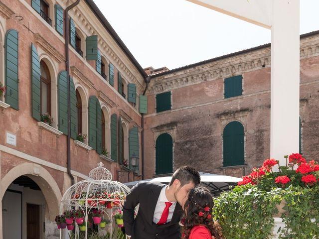Il matrimonio di Fabio e Veronica a Oderzo, Treviso 50
