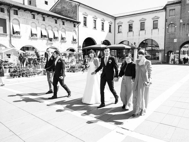 Il matrimonio di Fabio e Veronica a Oderzo, Treviso 51