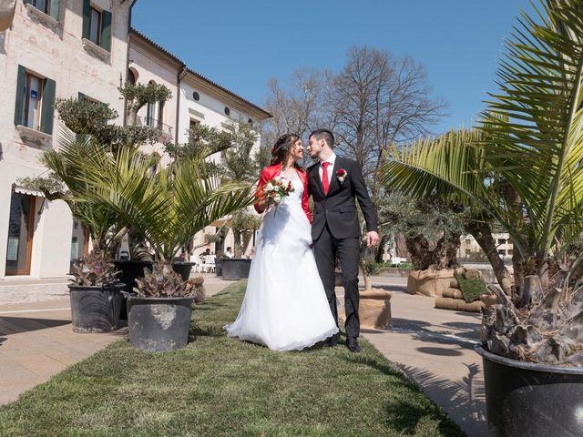 Il matrimonio di Fabio e Veronica a Oderzo, Treviso 52