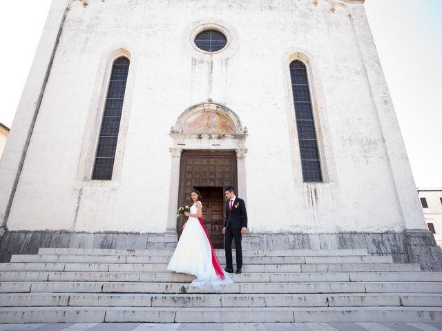 Il matrimonio di Fabio e Veronica a Oderzo, Treviso 54