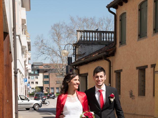 Il matrimonio di Fabio e Veronica a Oderzo, Treviso 55