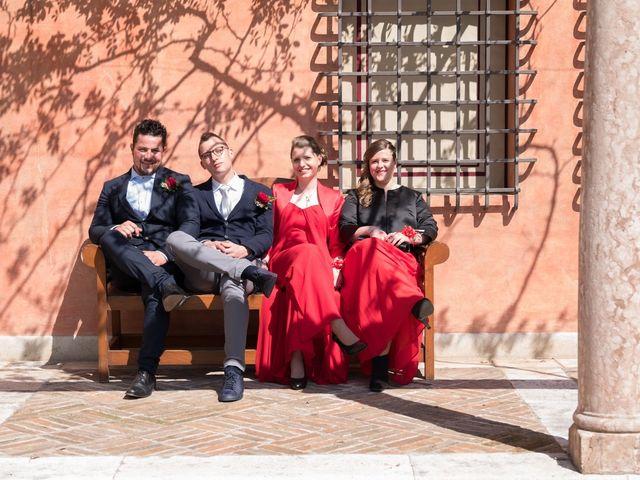 Il matrimonio di Fabio e Veronica a Oderzo, Treviso 61