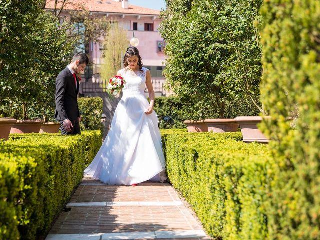 Il matrimonio di Fabio e Veronica a Oderzo, Treviso 62