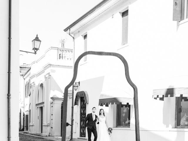 Il matrimonio di Fabio e Veronica a Oderzo, Treviso 66