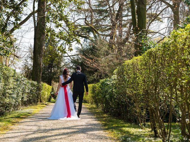 Il matrimonio di Fabio e Veronica a Oderzo, Treviso 68