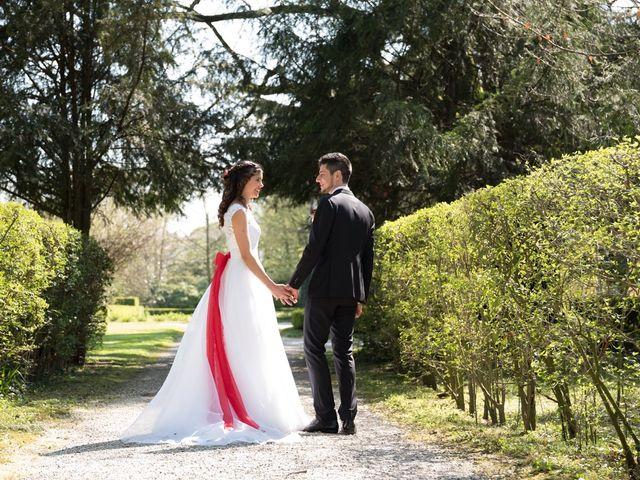 Il matrimonio di Fabio e Veronica a Oderzo, Treviso 70