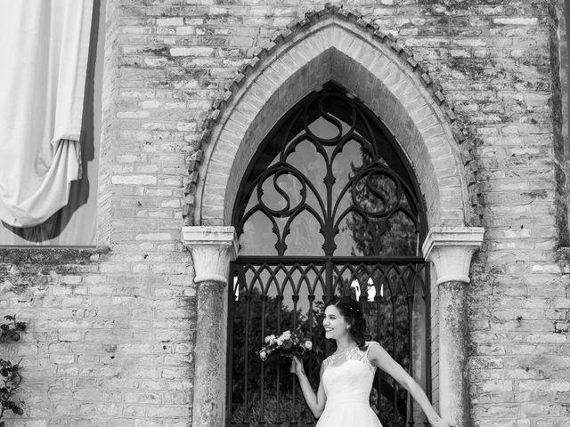Il matrimonio di Fabio e Veronica a Oderzo, Treviso 71