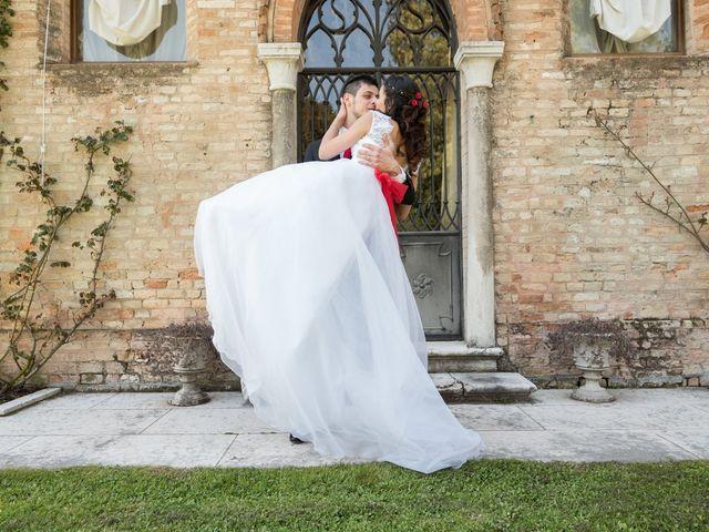 Il matrimonio di Fabio e Veronica a Oderzo, Treviso 72