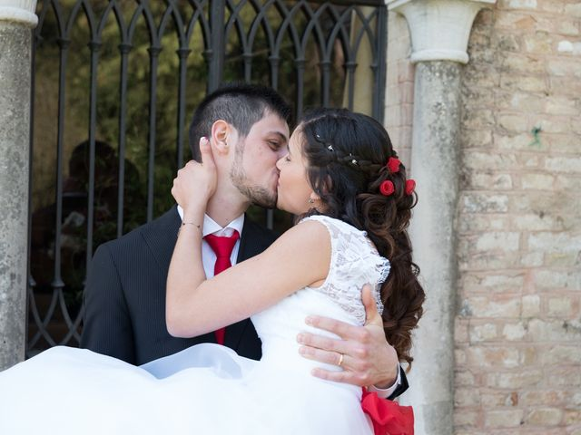 Il matrimonio di Fabio e Veronica a Oderzo, Treviso 73