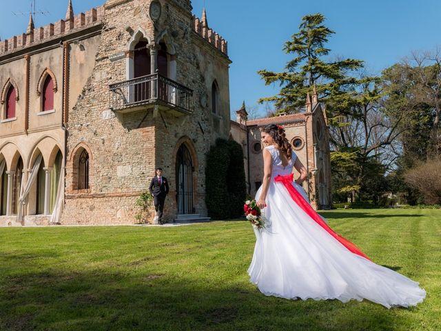 Il matrimonio di Fabio e Veronica a Oderzo, Treviso 75