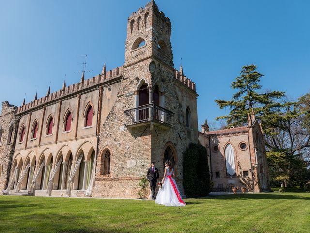 Il matrimonio di Fabio e Veronica a Oderzo, Treviso 76