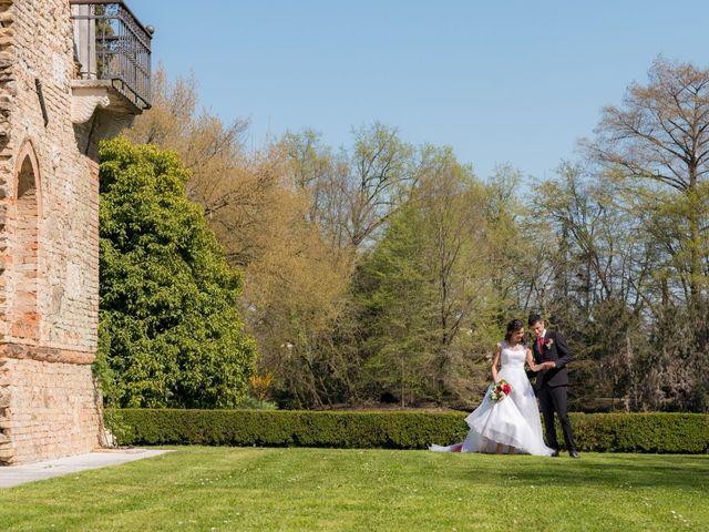 Il matrimonio di Fabio e Veronica a Oderzo, Treviso 79