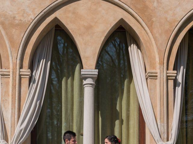Il matrimonio di Fabio e Veronica a Oderzo, Treviso 82