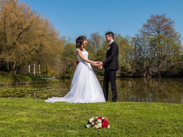 Le nozze di Veronica e Fabio