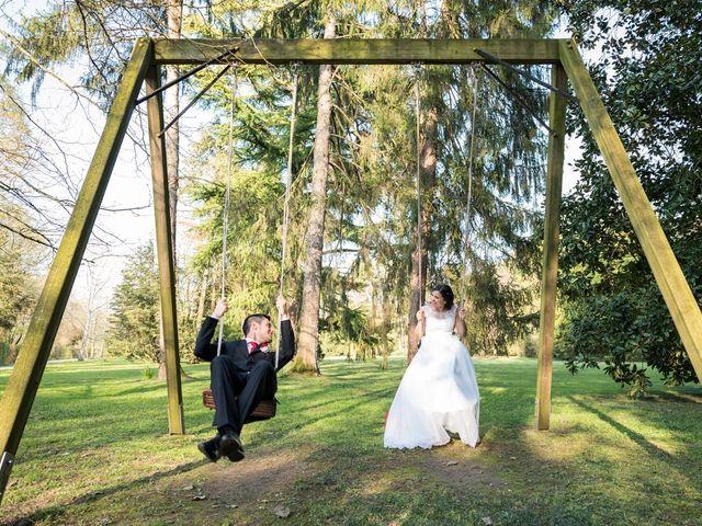 Il matrimonio di Fabio e Veronica a Oderzo, Treviso 89