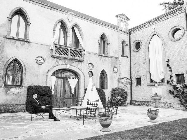 Il matrimonio di Fabio e Veronica a Oderzo, Treviso 92