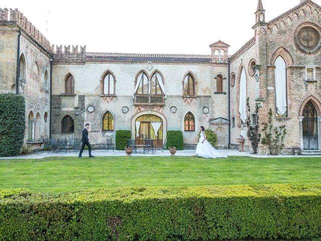 Il matrimonio di Fabio e Veronica a Oderzo, Treviso 93