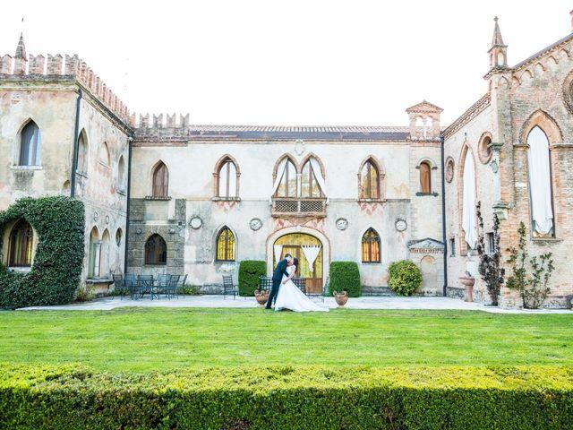 Il matrimonio di Fabio e Veronica a Oderzo, Treviso 94