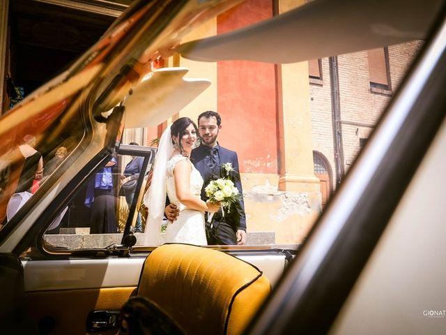 Il matrimonio di Debora e Cristian  a Saltara, Pesaro - Urbino 3