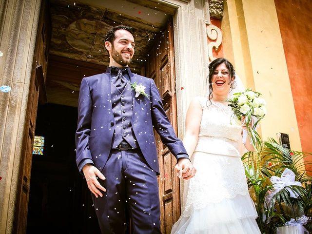Il matrimonio di Debora e Cristian  a Saltara, Pesaro - Urbino 4