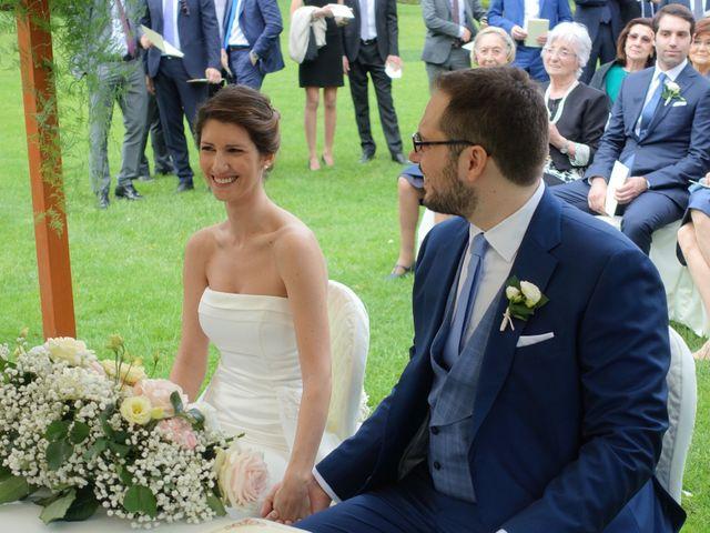 Il matrimonio di Corrado e Alessandra a Oleggio Castello, Novara 1
