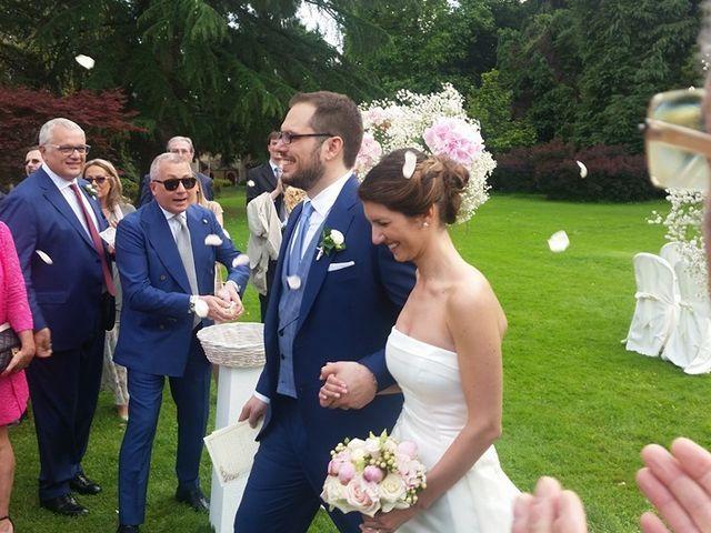 Il matrimonio di Corrado e Alessandra a Oleggio Castello, Novara 2