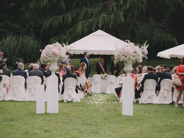 Il matrimonio di Corrado e Alessandra a Oleggio Castello, Novara 10