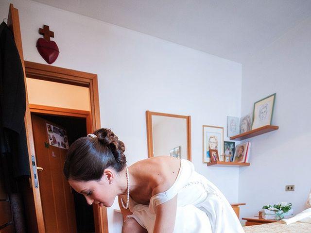 Il matrimonio di matteo e chiara a Albano Sant'Alessandro, Bergamo 4