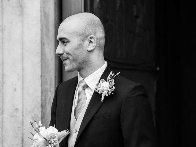 Il matrimonio di matteo e chiara a Albano Sant'Alessandro, Bergamo 8