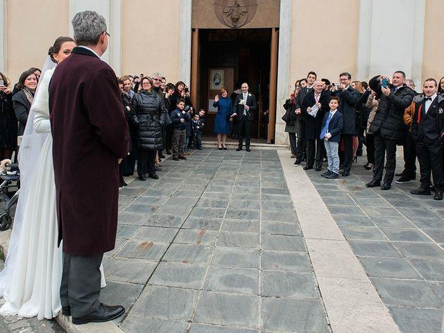 Il matrimonio di matteo e chiara a Albano Sant'Alessandro, Bergamo 10