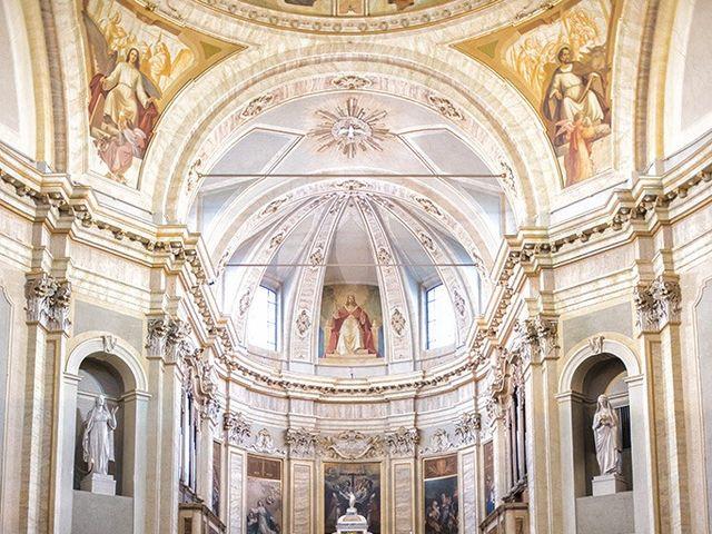 Il matrimonio di matteo e chiara a Albano Sant'Alessandro, Bergamo 13