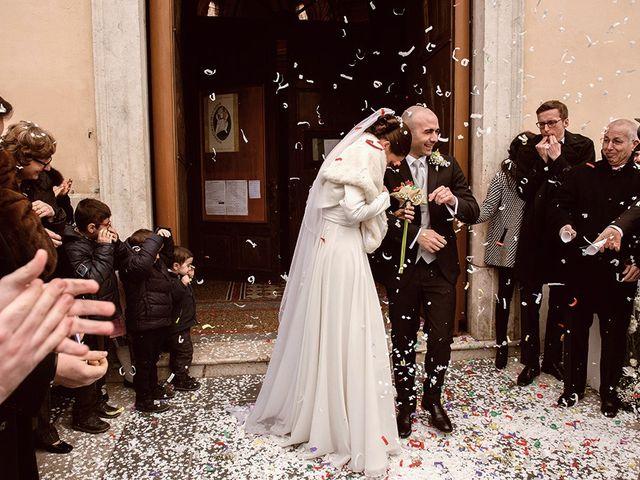 Il matrimonio di matteo e chiara a Albano Sant'Alessandro, Bergamo 14