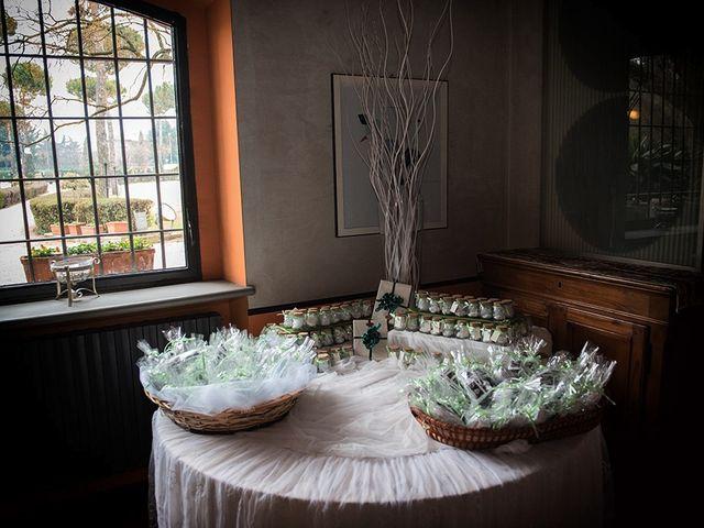 Il matrimonio di matteo e chiara a Albano Sant'Alessandro, Bergamo 19