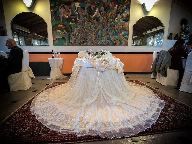 Il matrimonio di matteo e chiara a Albano Sant'Alessandro, Bergamo 20